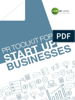 PR Toolkit for Startups