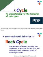 Batuan Beku-Sedimen-Metamorf