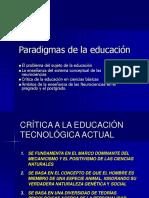 Paradigmas de La Educacion-neurociencias