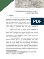 Texto 1 - Gêneros Textuais e Ensino - Relação Entre Teoria e Prática