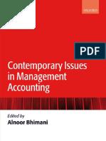 [Alnoor Bhimani] Contemporary Issues in Management(BookFi)