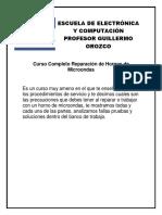TEMARIO DE MICROONDAS