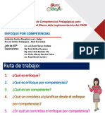 Ppt 1 Enfoque Por Competencias