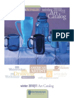 Winter 2011 Art Retailer Catalog