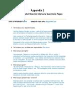 educ 650 curriculum specialist interview