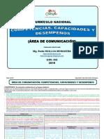 2019 Competencias Comunicación Cneb Con Colores