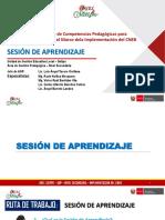 Ppt 8 Ugel Satipo 2019 Sesion de Aprendizaje