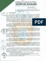 resolucion de alcaldia-liquidacion2011
