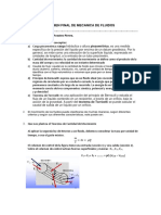 Examen Final Mecanica de Fluidos 2016 II