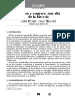 Archivo y Empresa. Mas Alla de La Historia