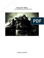 Dark Heresy Fallout Pack