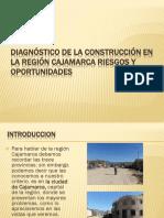 Diagnóstico de La Construcción en La Región