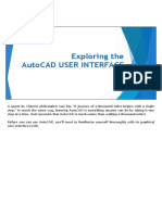 l3_exploring the Autocad for WindowsUser Interface