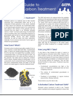 A Citizens Guide to Activated Carbon Treatment