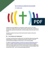 4 Conceptos Erróneos Sobre El Cristianismo en El Debate de La Homosexualidad - 3 Pags - Verdadyfe.com