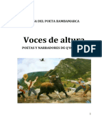 Antología voces de Altura