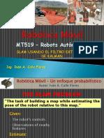 Robotica Probabilstica - EKF SLAM