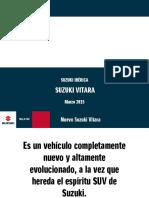 Presentacion Prensa Vitara 201503