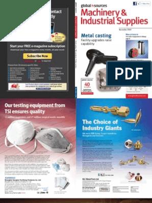 Machinery & Industrial Supplies | Loader (Equipment