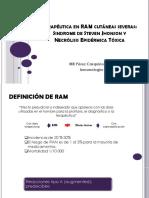 Terapeutica RAM