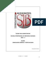 Silabo de Semiologia General y Especializada 2019-Ii_20190810182751 - Copia