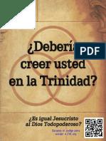 Debería Creer Usted en La Trinidad 1986