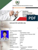 Presentasi Cpd Online Pormiki 2