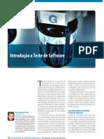 Teste de Software - Artigo 1 - Rev1 - Introducao a Teste de Sw