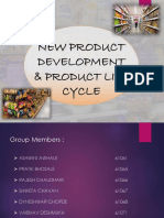 New Product Developmment
