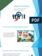Assessment Centers para un  vendedor
