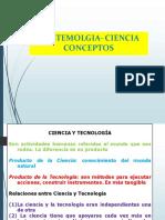 CIENCIA   EPISTEMOLOGÍA (metodogia )