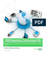 M580 Networking and Communication