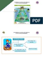 ROTAFOLIO GRUPO N°3 ACTIVIDAD FISICA
