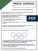 jogos olimpicos - atividades