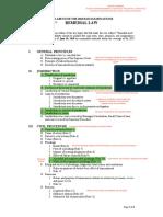 REM 2019 Bar Syllabus - Annotated