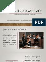 Dispositivas El Interrogatorio XICO