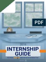 Internship Guide 2019 Final (1)