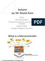 Arduino Induction Pp t