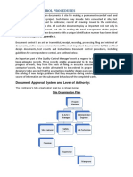 Document Control Procedure