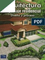 Arquitectura del paisaje residencial