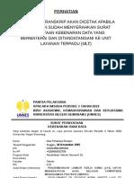Surat Pernyataan 5202414011