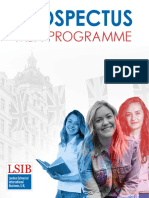 London School of International Business MBA Viewbook