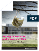 Setting Literature Creative Writing