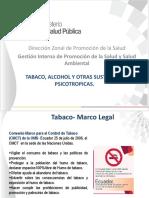 Ley organica de Control y Regulación de Tabaco..ppt