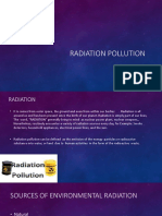 Radiation Pollution 1