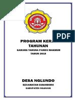 Program Kerja Karang Taruna