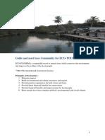 Ecotourism Report