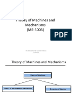 Theory of machine unit 1