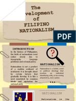 03 Chapter 3-Rise of Filipino Nationalism-2nd Sem