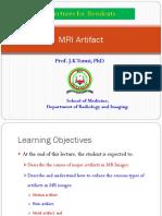 Lecture 22L MR Imaging